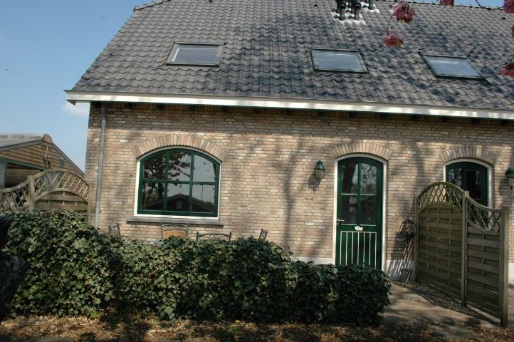 Vakantiehuisje Hoeve Bouwlust Maasland
