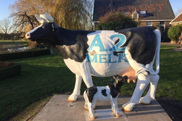 A2 Melk bij Hoeve Bouwlust